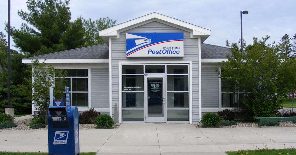 USPS: Property Backed By The US Govt